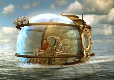 سفرهای دریایی جالب با زیر دریایی Manatee