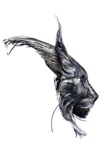 تصاویر جالب از ماسک های فلزی دست ساز و خلاقانه