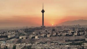 عکس دیدنی از تهران با نمای 360 درجه