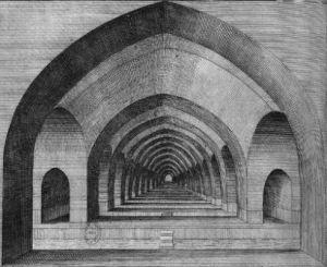 عکس های جالب از پل خواجو و سی و سه پل 3 قرن پیش