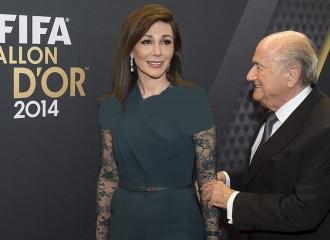 نامزد رئیس فیفا ایرانی است! + عکس