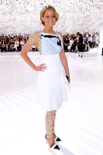 فستیوال لباس های برتر در پاریس ( تصویری)