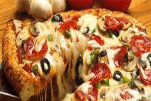 پیتزای 1.5 کیلومتری در ایتالیا + عکس