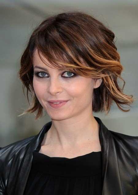 مدل مو های کوتاه و زیبا برای خانم ها