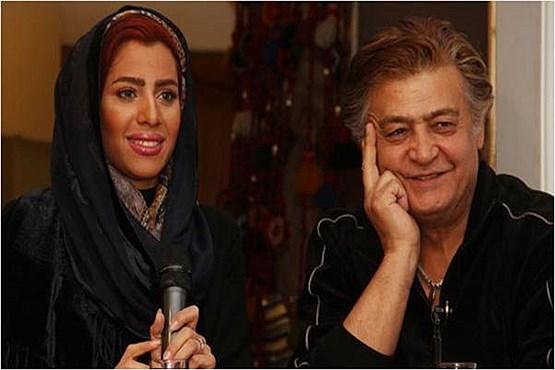 ازدواج تارا کریمی 23 ساله و رضا رویگری 40 ساله (عکس)