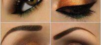 مدل های زیبای آرایش چشم 99