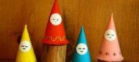 آموزش ساخت عروسکهای زیبا با پارچه نمدی
