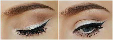مدل های زیبای آرایش چشم 94