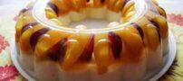 نمونه تزئینات زیبای ژله برای دسر