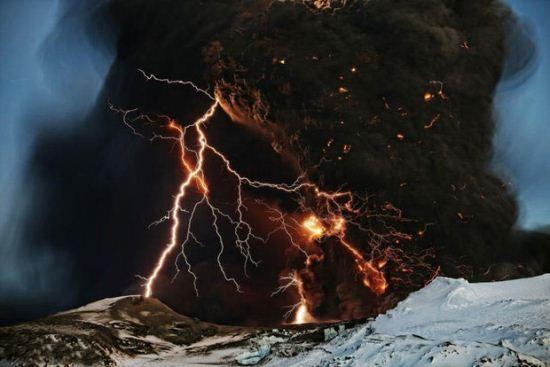 عکس های زیبا و دیدنی از رعد و برق ها