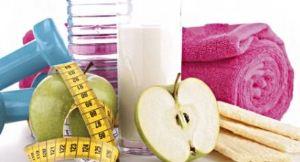 خوردنی های مناسب قبل و بعد از ورزش