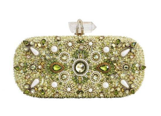 مدلهای کیف مجلسی زنانه از برند Marchesa