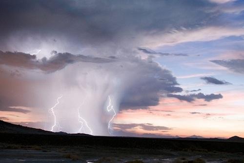 تصاویر دیدنی از عجیب و غریب ترین ابرها (2)