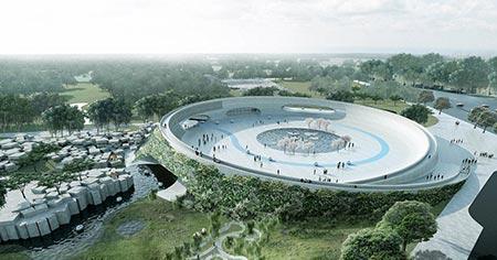 ساخت باغ وحش فوق پیشرفته در دانمارک