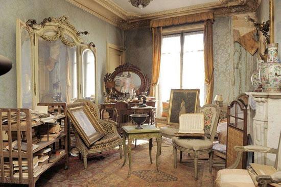 این خانه زیبا 60 سال دست نخورده است (عکس)