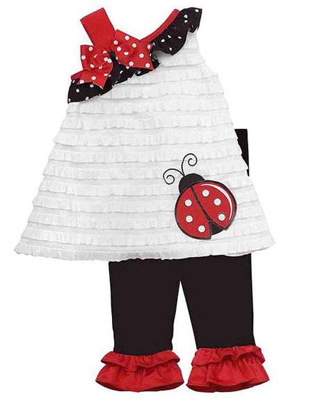 مدل لباس جدید دخترانه برای تابستان 99