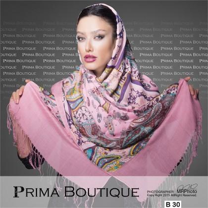 مدل های شیک و زیبای شال ایرانی