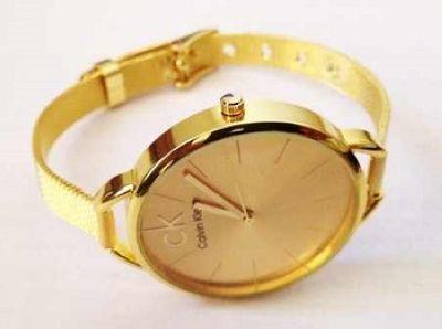ساعت های مجلسی جدید زنانه با آب طلا