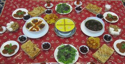 غذاهای مخصوص ماه رمضان از نظر طب سنتی
