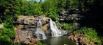 زیباترین آبشار های ایالات متحده + تصاویر