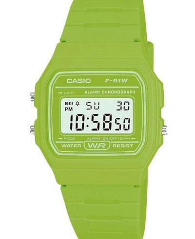 مدل ساعت های رنگی زنانه ویژه تابستان
