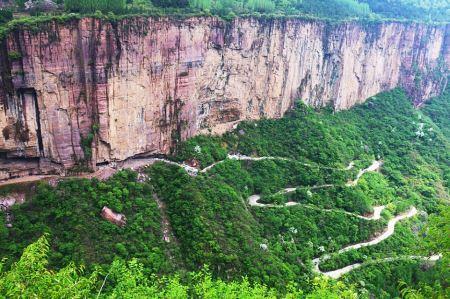 روستایی در ارتفاع 1700 متری سطح دریا + تصاویر