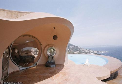عکس های جالب و دیدنی از قصر حباب ها