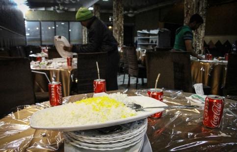 عکس های جالب از غذاهای اضافه آمده رستوران ها
