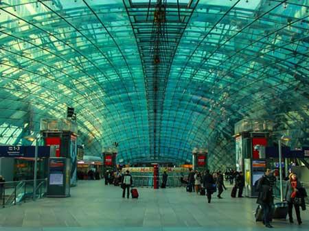 بهترین فرودگاه های اروپا در سال 2015