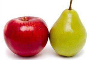 چاقی گلابی شکل باعث اختلال در حافظه می شود