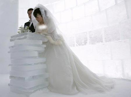 جالب ترین روش های پیوند زناشویی در جهان (+ عکس)