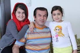 تصاویری از بازیکنان فوتبال ایران به همراه فرزندانشان