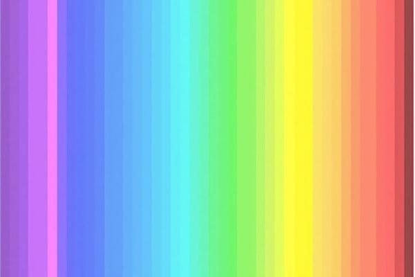 چند رنگ در این تصویر می بینید؟ (تست هوش)