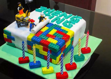 عکس های دیدنی از مدل کیک های زیبا و جالب