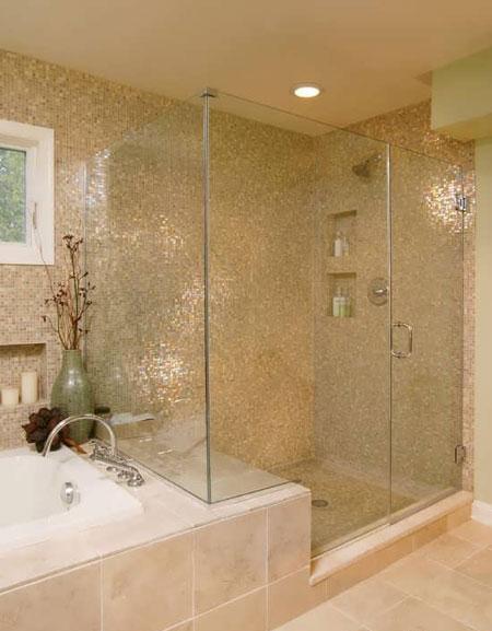 طراحی دکوراسیون حمام به سبک تورنتو