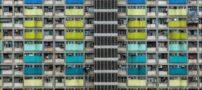 تصاویر جالب از آسمان خراش های گیج کننده هنگ کنگ