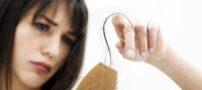 درمان ریزش مو با ماسک خانگی