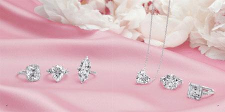 مجموعه ی جواهرات زیبا و شیک عروس