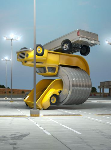 طراحی های عجیب و دیدنی خودروهای لوکس