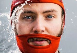 کلاه شنا مبتکرانه برای افراد ریش دار + عکس
