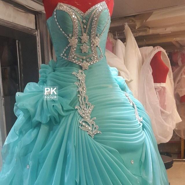 مدل های لباس عروس ایرانی 94