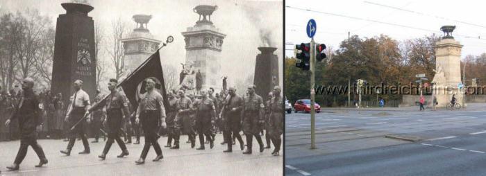 فرق آلمان نازی (هیتلر) با آلمان فعلی !!! عکس