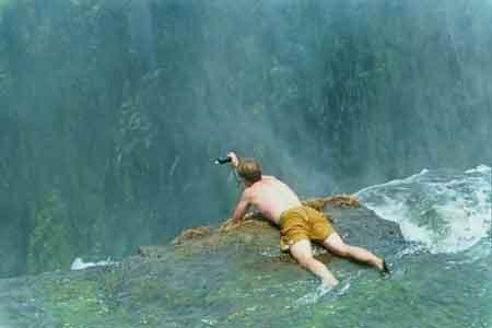 آیا جرات شنا در استخر شیطان را دارید؟ + تصاویر