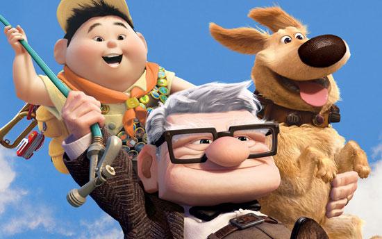"""بهترین انیمیشن های کمپانی """"پیکسار"""" + تصاویر"""