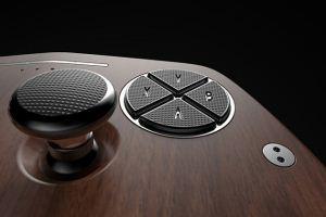 کنترلر S1 چوبی برای طرفداران بازی + تصاویر