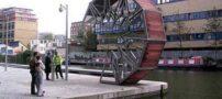 عکس هایی از پل زیبای متحرک در لندن
