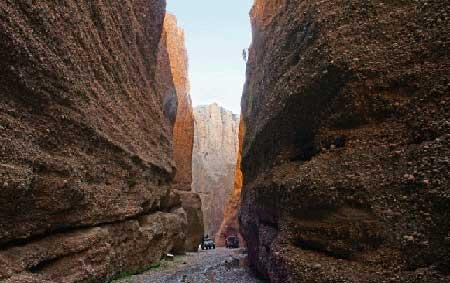 آشنایی با دره توبیرون خوزستان + تصاویر