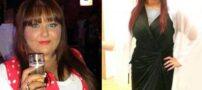 کاهش وزن 51 کیلویی دختری با هزینه 10,000 پوند