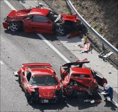 پرهزینه ترین تصادف رانندگی در ژاپن رقم خورد