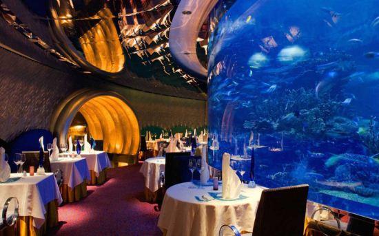 رستوران های زیر آبی معروف را بشناسید + تصاویر